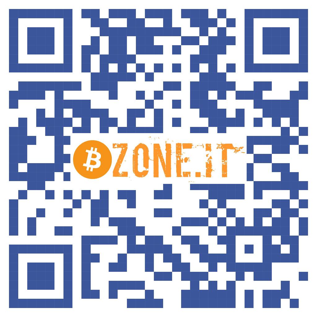 Fai una donazione in bitcoin