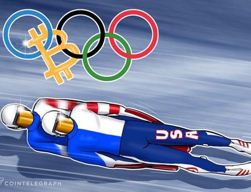Bitcoin alle olimpiadi invernali 2018